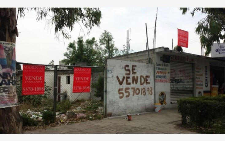 Foto de terreno habitacional en venta en carr xochimilco tulyehualco, barrio pocitos, xochimilco, df, 671237 no 05