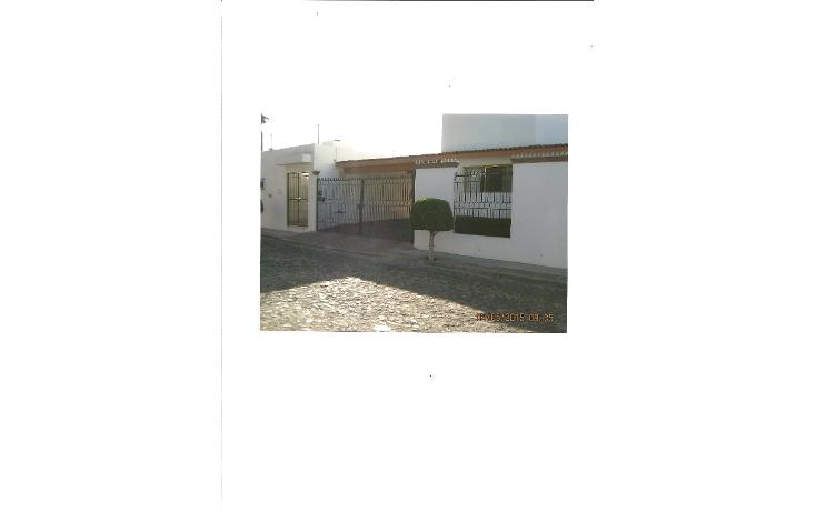 Foto de casa en venta en  , carretas, querétaro, querétaro, 1289229 No. 01
