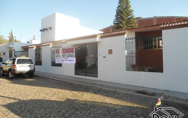 Foto de casa en venta en  , carretas, querétaro, querétaro, 379070 No. 01