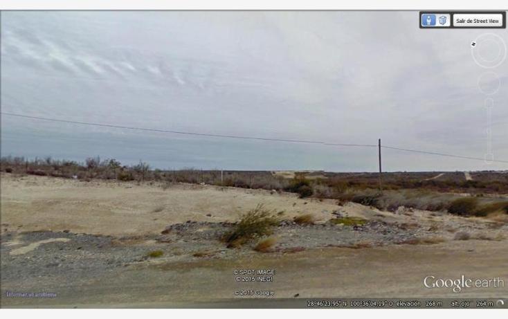Foto de terreno habitacional en venta en carretea acuña , el centinela, piedras negras, coahuila de zaragoza, 2664446 No. 02