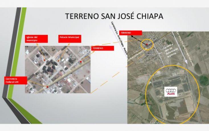 Foto de terreno comercial en renta en carretera 129 1, san josé de chiapa, san josé chiapa, puebla, 1936500 no 02