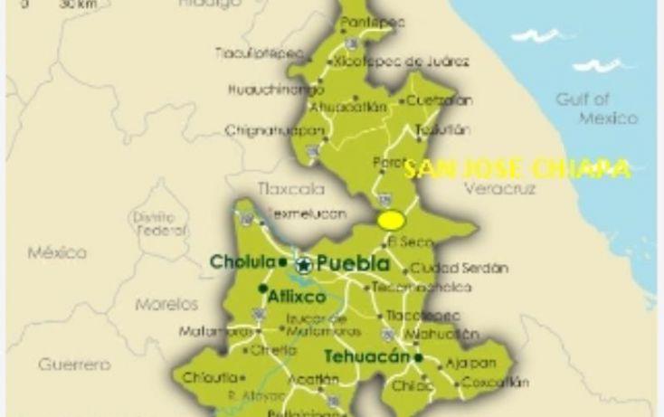 Foto de terreno comercial en renta en carretera 129 1, san josé de chiapa, san josé chiapa, puebla, 1936500 no 03