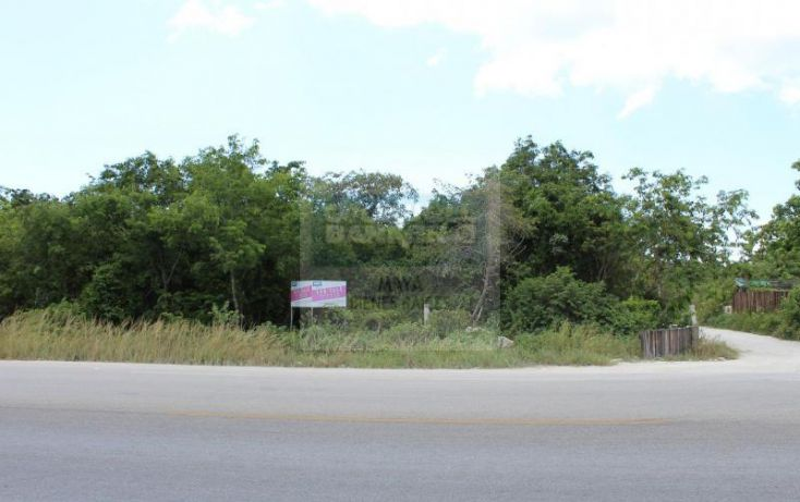 Foto de terreno habitacional en venta en carretera 307, villas tulum, tulum, quintana roo, 285599 no 06