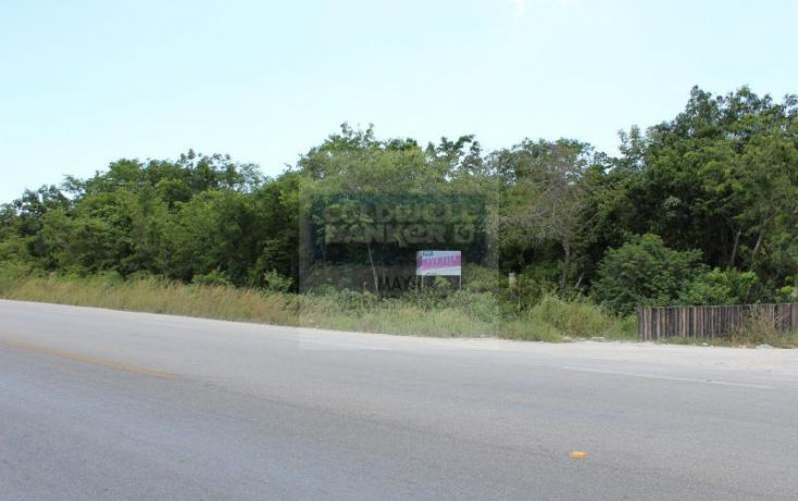 Foto de terreno habitacional en venta en carretera 307, villas tulum, tulum, quintana roo, 285599 no 07