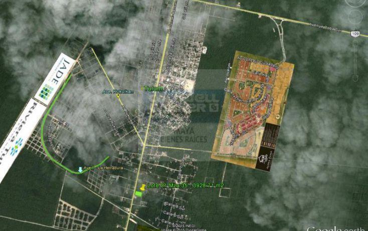 Foto de terreno habitacional en venta en carretera 307, villas tulum, tulum, quintana roo, 285599 no 11