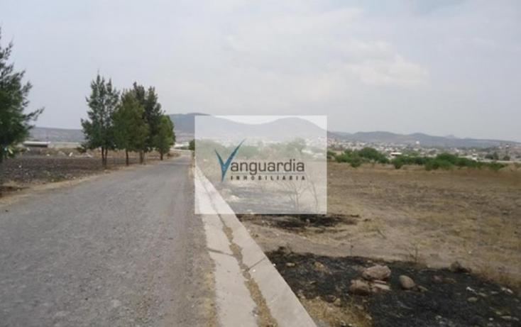 Foto de terreno comercial en venta en carretera 57 0, santa rosa de jauregui, querétaro, querétaro, 1377831 No. 04