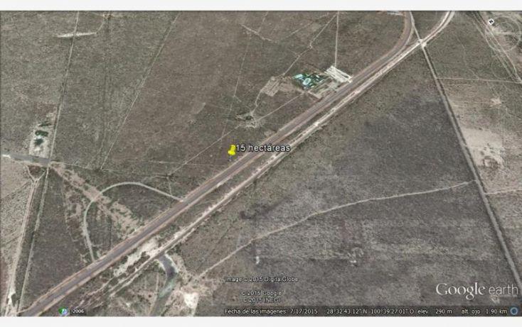 Foto de terreno industrial en renta en carretera 57, luis donaldo colosio, piedras negras, coahuila de zaragoza, 1503789 no 01