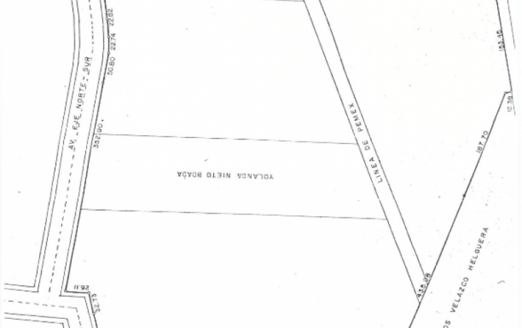 Foto de terreno habitacional en venta en carretera 57 san juan del rio, privado queretaro, tampico, tamaulipas, 1663072 no 03