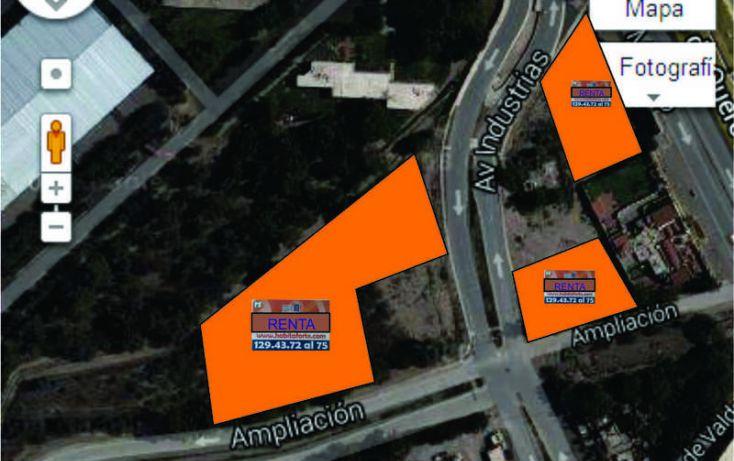 Foto de terreno habitacional en renta en carretera 57, zona industrial, san luis potosí, san luis potosí, 1008189 no 01