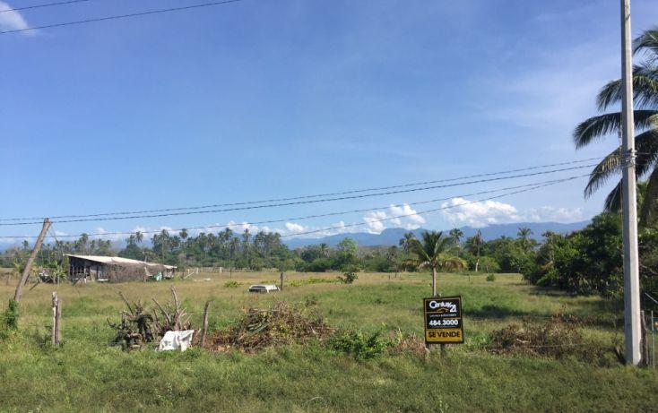 Foto de terreno habitacional en venta en carretera a barra de coyuca, pie de la cuesta, acapulco de juárez, guerrero, 1700804 no 02
