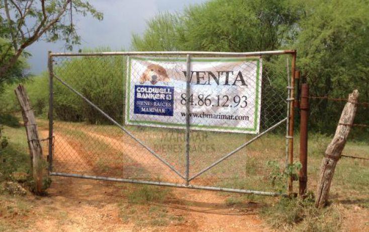 Foto de terreno habitacional en venta en carretera a bioparque, paras, montemorelos, nuevo león, 1364495 no 01