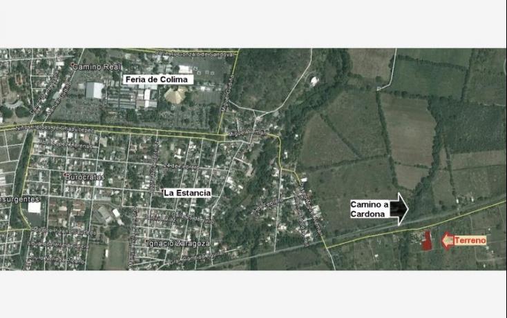 Foto de terreno habitacional en venta en carretera a cardona 8888, la estancia, colima, colima, 370615 no 01