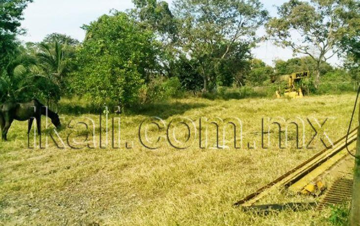 Foto de terreno comercial en renta en carretera a cazones, cobos, tuxpan, veracruz, 898281 no 05