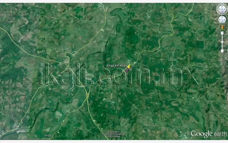 Foto de terreno habitacional en venta en carretera a cazones kilometro 40 , el palmar kilómetro 40, papantla, veracruz de ignacio de la llave, 1363745 No. 06