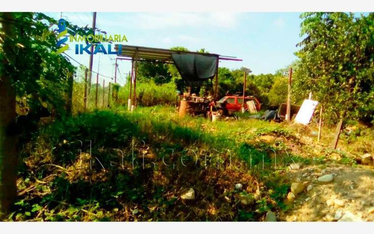 Foto de terreno habitacional en renta en carretera a cazones kilometro 48 , la florida, poza rica de hidalgo, veracruz de ignacio de la llave, 2702190 No. 06