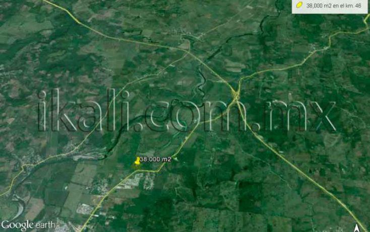 Foto de terreno habitacional en venta en carretera a cazones km 46, guadalupe victoria, poza rica de hidalgo, veracruz, 1034013 no 02