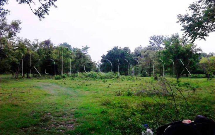 Foto de terreno habitacional en venta en carretera a cazones km 46, guadalupe victoria, poza rica de hidalgo, veracruz, 1034013 no 03