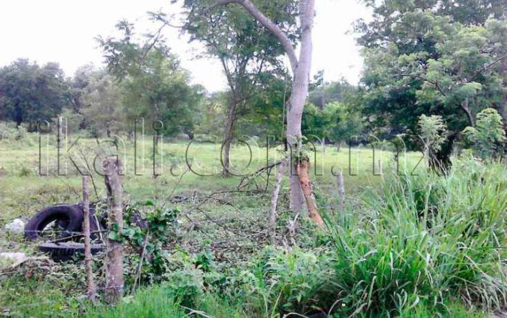 Foto de terreno habitacional en venta en carretera a cazones km 46, guadalupe victoria, poza rica de hidalgo, veracruz, 1034013 no 06