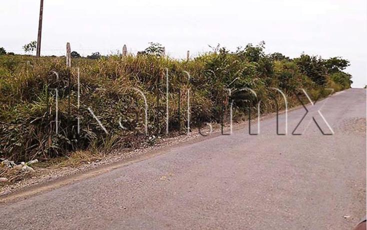 Foto de terreno habitacional en venta en carretera a cazones nonumber, cobos, tuxpan, veracruz de ignacio de la llave, 874731 No. 01