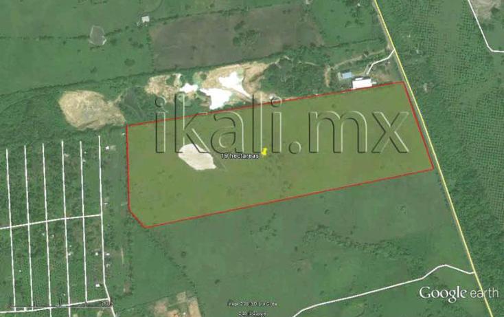 Foto de terreno habitacional en venta en carretera a cazones nonumber, cobos, tuxpan, veracruz de ignacio de la llave, 874731 No. 07
