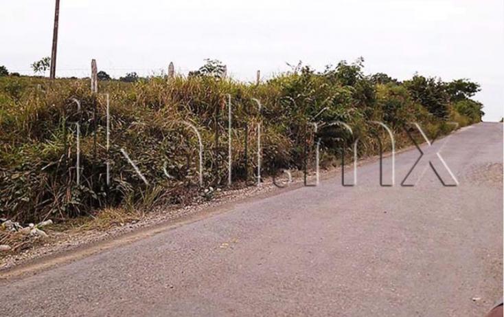 Foto de terreno habitacional en venta en carretera a cazones, santiago de la peña, tuxpan, veracruz, 874731 no 01