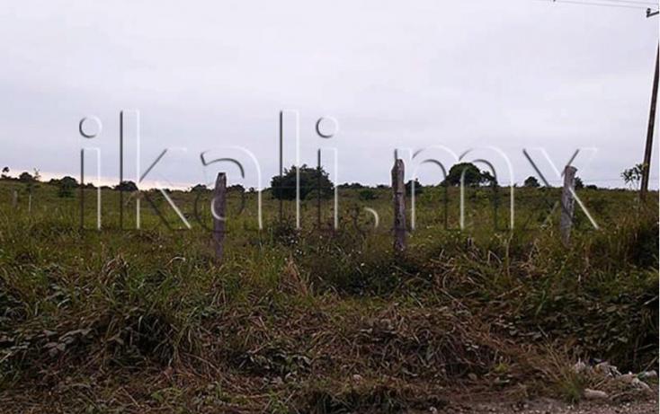Foto de terreno habitacional en venta en carretera a cazones, santiago de la peña, tuxpan, veracruz, 874731 no 02