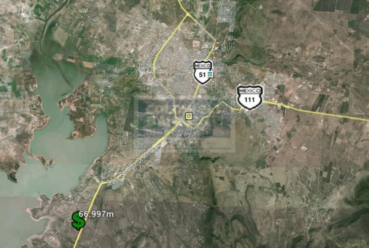Foto de terreno habitacional en venta en carretera a celaya , san miguel de allende centro, san miguel de allende, guanajuato, 343133 No. 03