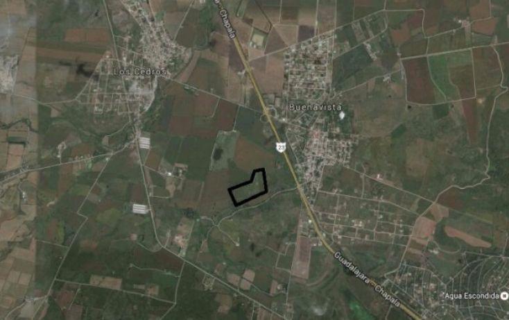 Foto de terreno habitacional en venta en carretera a chapala 0, ixtlahuacan de los membrillos, ixtlahuacán de los membrillos, jalisco, 1774629 no 02