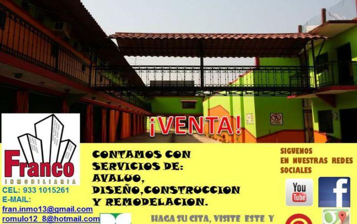 Foto de edificio en venta en carretera a chichicapa, cap reyes hernandez 2a secc, comalcalco, tabasco, 1783588 no 03