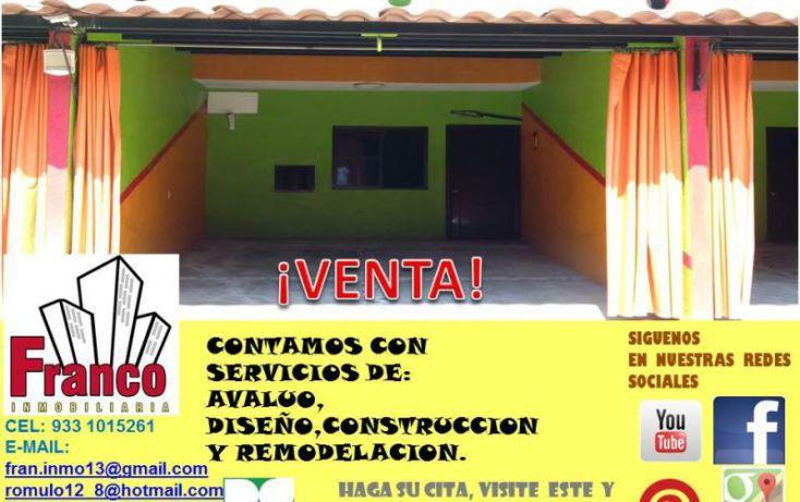 Foto de edificio en venta en carretera a chichicapa, cap reyes hernandez 2a secc, comalcalco, tabasco, 1783588 no 04