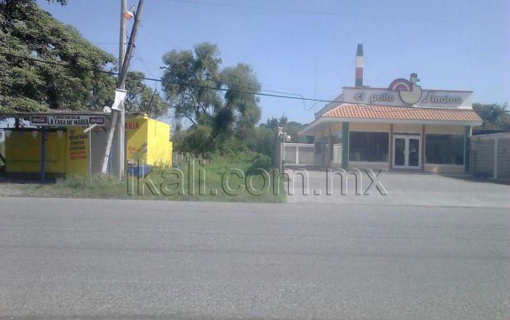 Foto de terreno habitacional en venta en carretera a coatzintla, adolfo ruíz cortines, coatzintla, veracruz, 1444849 no 01