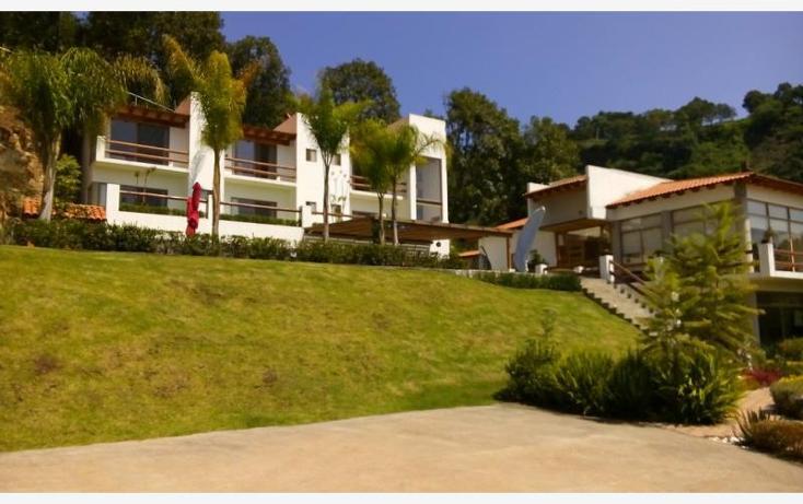Foto de casa en venta en carretera a colorines 1, san gaspar, valle de bravo, méxico, 1641308 No. 01