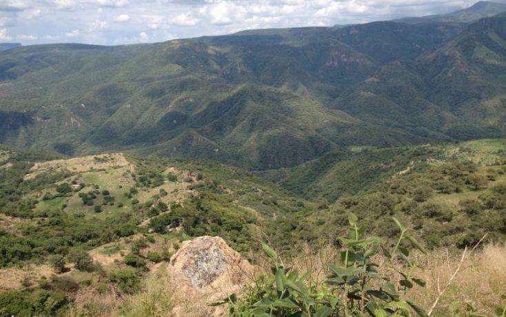 Foto de terreno habitacional en venta en carretera a colotlán, san esteban, zapopan, jalisco, 1936218 no 05