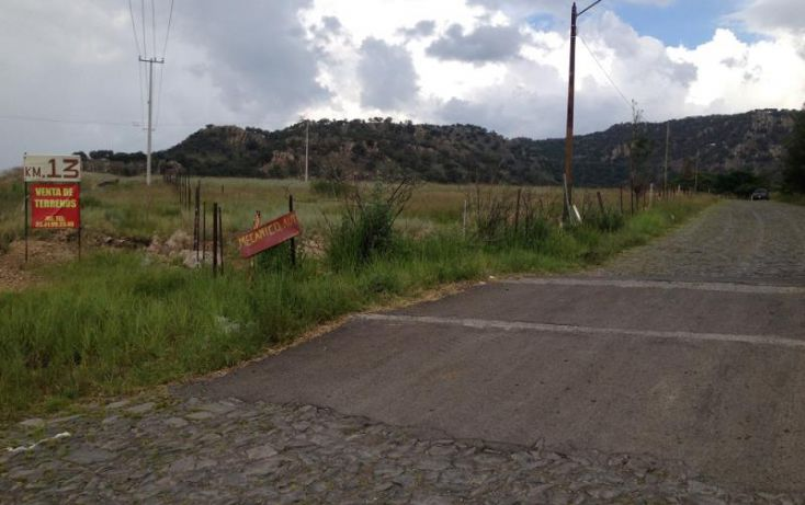 Foto de terreno habitacional en venta en carretera a colotlán, san esteban, zapopan, jalisco, 1936218 no 10