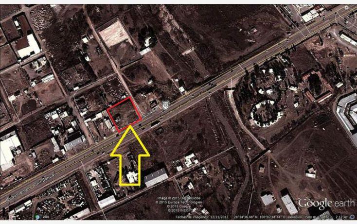 Foto de terreno comercial en venta en carretera a cuauhtemoc, poblado labor de terrazas o portillo, chihuahua, chihuahua, 1441321 no 05