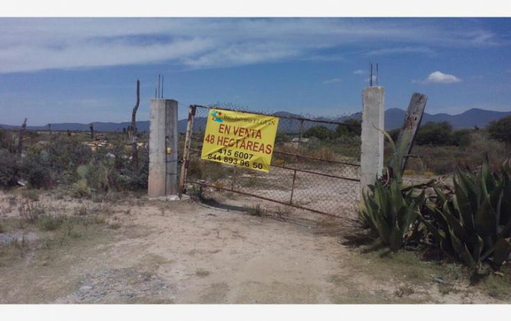 Foto de terreno industrial en venta en carretera a derramadero, san juan de la vaquería, saltillo, coahuila de zaragoza, 1390345 no 03