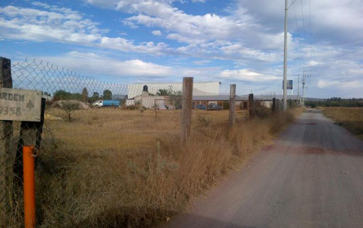 Foto de terreno comercial en venta en carretera a el rodeo, el rodeo, el marqués, querétaro, 1086731 no 01