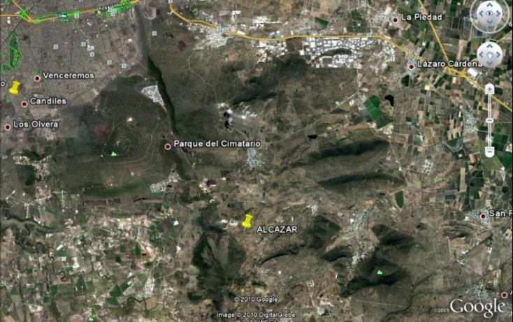 Foto de terreno habitacional en venta en carretera a huimilpan km 11, cimatario, querétaro, querétaro, 552637 no 02