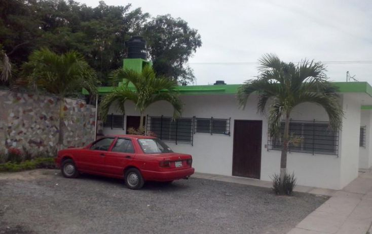 Foto de departamento en renta en carretera a la barra, la calzada, tuxpan, veracruz, 1602604 no 01