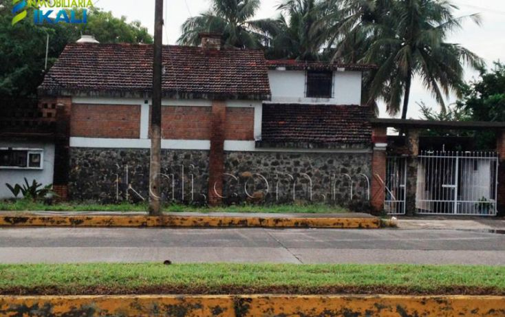 Foto de casa en venta en carretera a la barra, la calzada, tuxpan, veracruz, 1623212 no 01