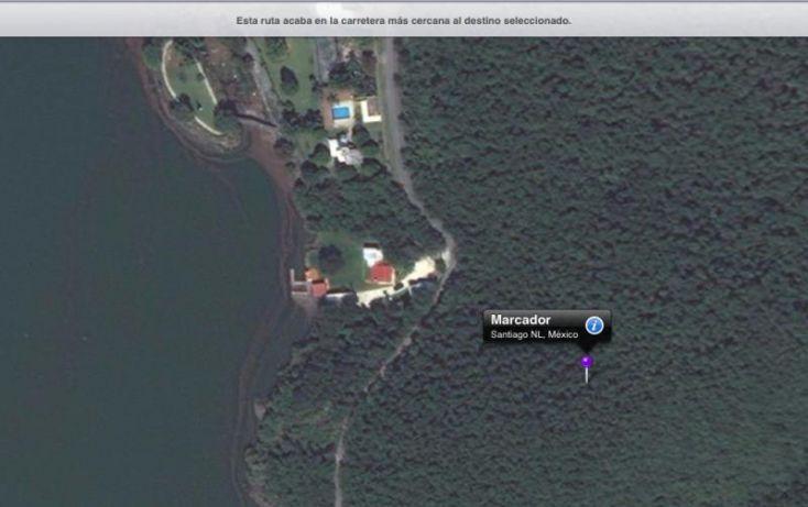 Foto de terreno habitacional en venta en carretera a la cortina 12, 15 de mayo, santiago, nuevo león, 1029539 no 01