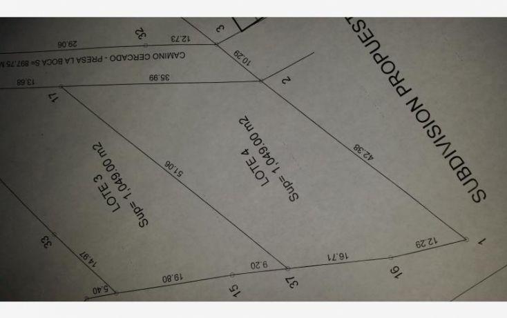 Foto de terreno habitacional en venta en carretera a la cortina 12, 15 de mayo, santiago, nuevo león, 1029539 no 04
