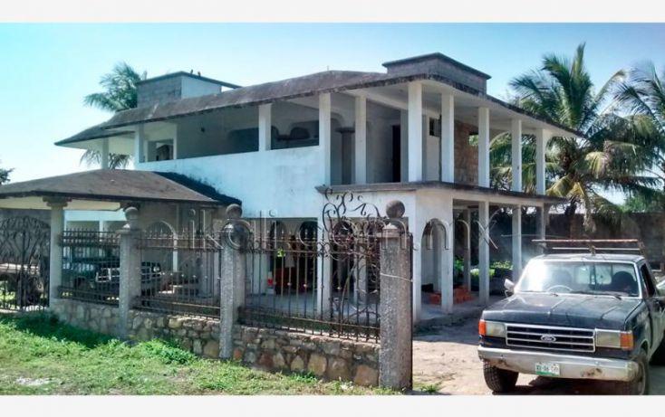 Foto de casa en venta en carretera a la playa km 8, el paraíso, tuxpan, veracruz, 1632930 no 01