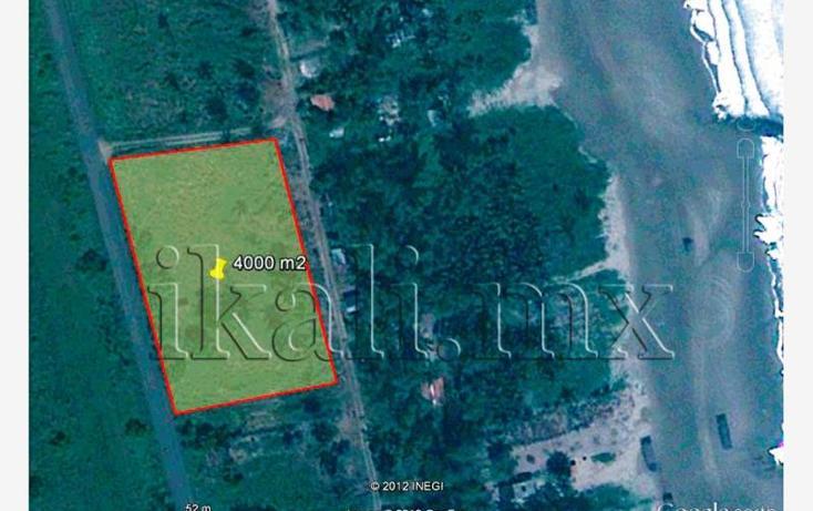 Foto de terreno habitacional en venta en carretera a la termoelectrica , la calzada, tuxpan, veracruz de ignacio de la llave, 572748 No. 06
