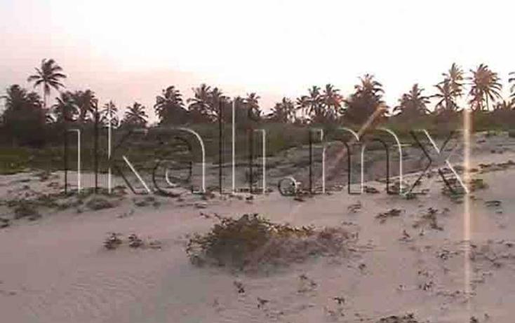 Foto de terreno habitacional en venta en carretera a la termoelectrica nonumber, playa norte, tuxpan, veracruz de ignacio de la llave, 577727 No. 01