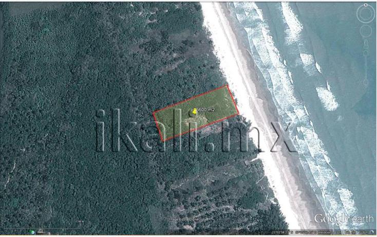 Foto de terreno habitacional en venta en carretera a la termoelectrica nonumber, playa norte, tuxpan, veracruz de ignacio de la llave, 577727 No. 05