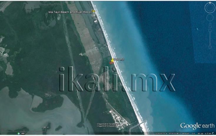 Foto de terreno habitacional en venta en carretera a la termoelectrica nonumber, playa norte, tuxpan, veracruz de ignacio de la llave, 577727 No. 06