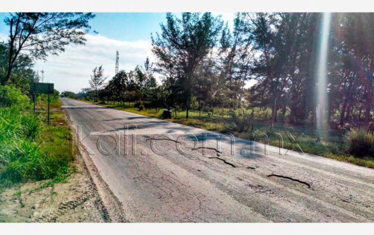 Foto de terreno habitacional en venta en carretera a la termoelectrica, playa azul, tuxpan, veracruz, 1632950 no 04