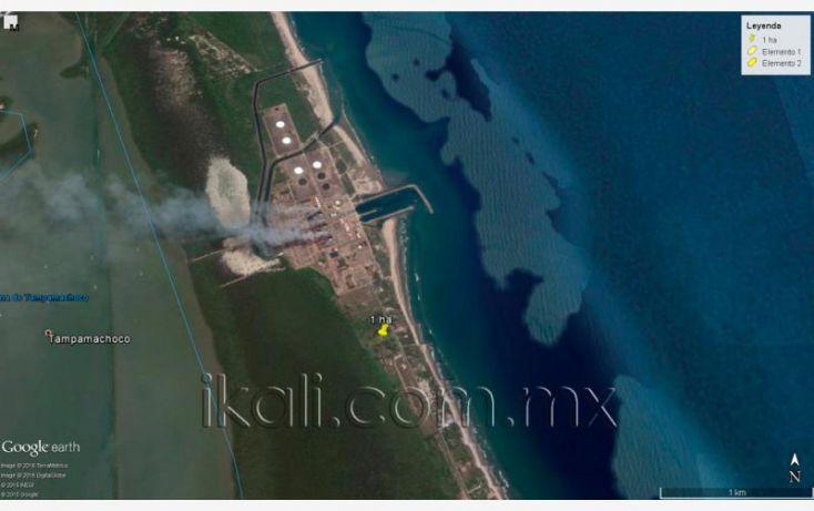 Foto de terreno habitacional en venta en carretera a la termoelectrica, playa azul, tuxpan, veracruz, 1632950 no 11