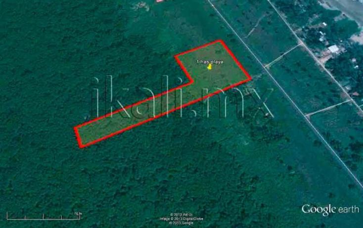 Foto de terreno habitacional en venta en carretera a la termoelectrica, playa norte, tuxpan, veracruz, 894523 no 01